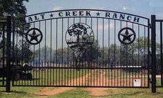 Custom Ranch Gates Ranch Gates and Entry Overheads Custom Made For ...
