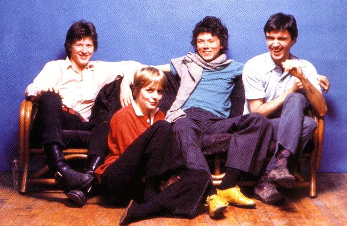 Hear some of the earliest Talking Heads recordings, the CBS Demos 1975 ...