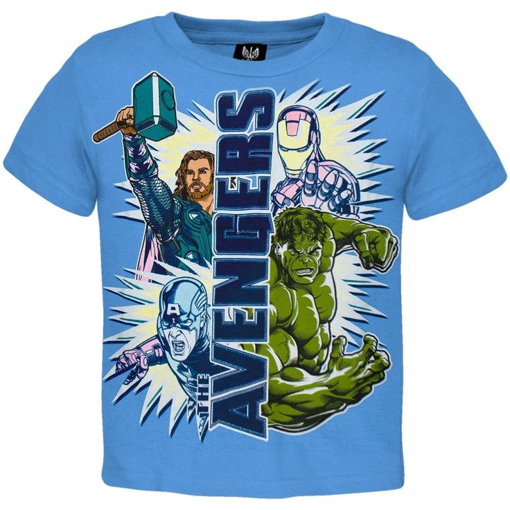 Avengers - Two & Two Juvy T-Shirt