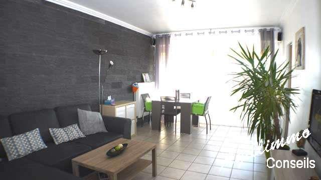 Appartement 4 pièces avec cave - FREJUS