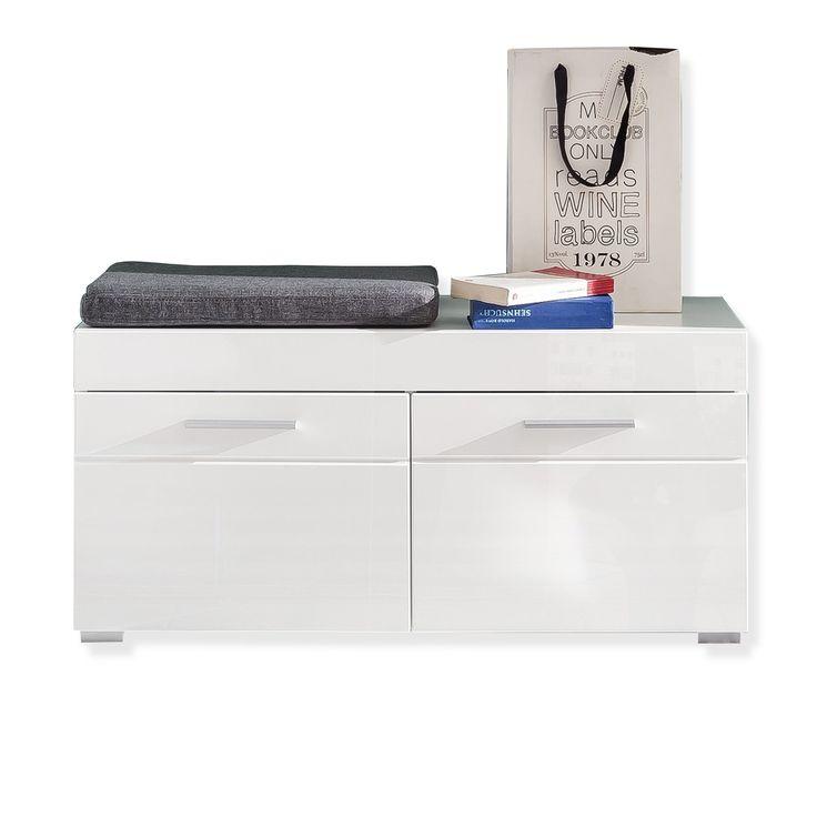 ber ideen zu garderobe mit sitzbank auf pinterest. Black Bedroom Furniture Sets. Home Design Ideas