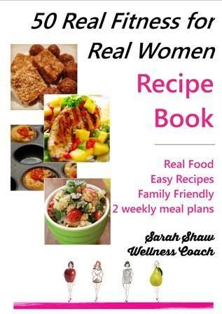 SALE time!!!!! All real fitness recipe books and weight loss meal plan e-books 1/2 price until this Saturday!!! 50+ Real Recipes www.realfitnessforrealwomen.com.au Facebook Real Fitness for Real Women