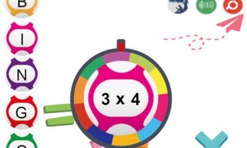 30 juegos interactivos para repasar las tablas de multiplicar