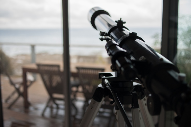 #telescope #beach