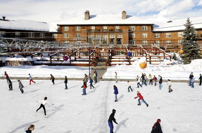 10 Best U.S. Ski Resorts for Non-Skiers