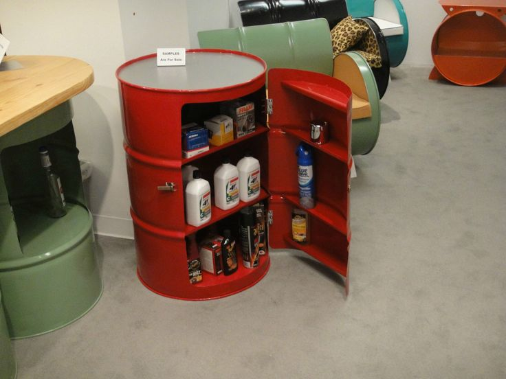 17 best images about lets drum it on pinterest for Repurposed drum shelf