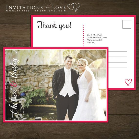 Devotion Collection  Digital Custom Thank You by InvitationsToLove