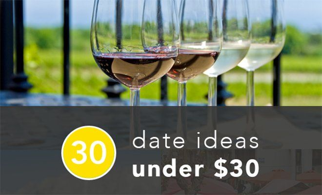 10 Cheap and Awesome Date Ideas Under $30