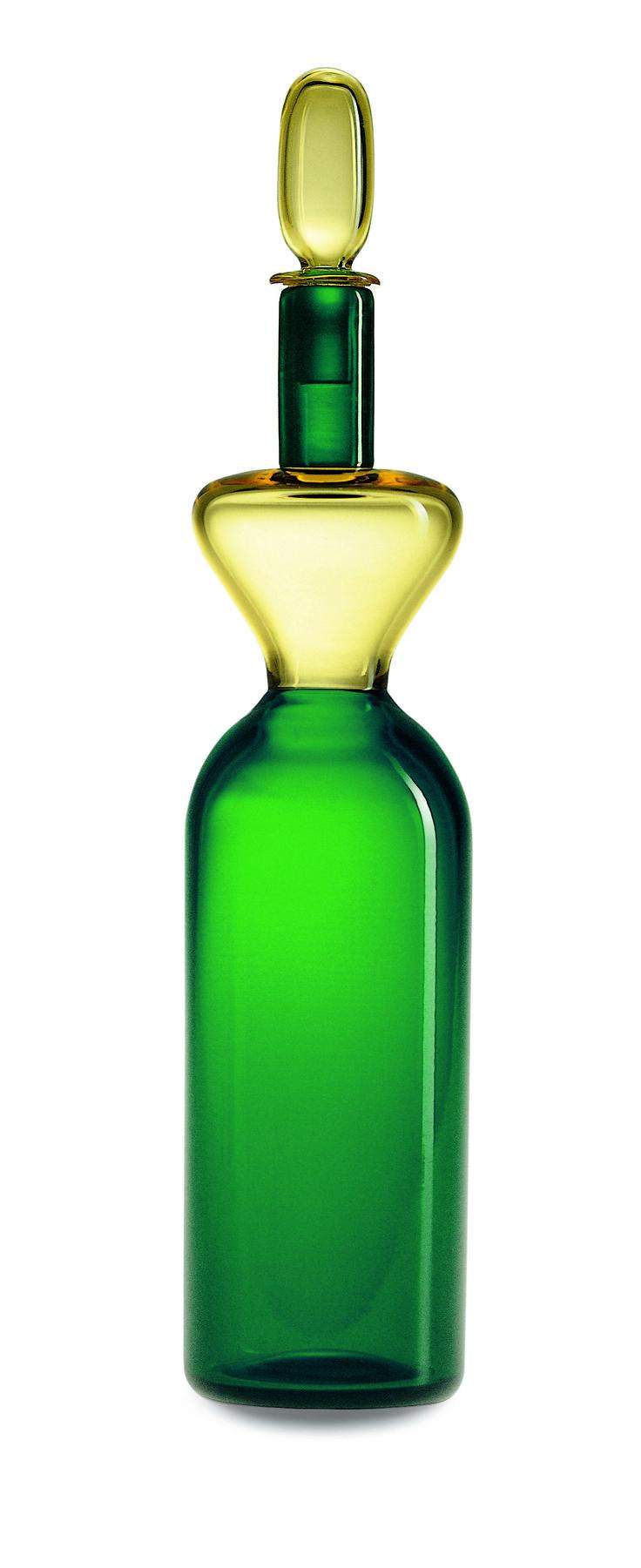Bottiglia 526.19, Gio Ponti, Venini, 1956, courtesy Venini _ Ossessione II_I Grandi Borghesi e la Sacralità del Lusso