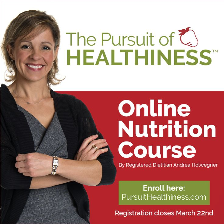 Achieve better health, meal planning success & move towards your personal best weight (still eating foods you love)! Course registration open but only until March 22! https://pursuithealthiness.com #nutrition #healthyeating #balancednotclean #weightmanagement #menshealth #womenshealth #mealprep #mealplanning