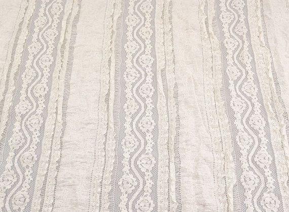 4.9ft white lace fabric for longuette ,black long skirt fabric,ecru white lace fabric,3D lace fabric