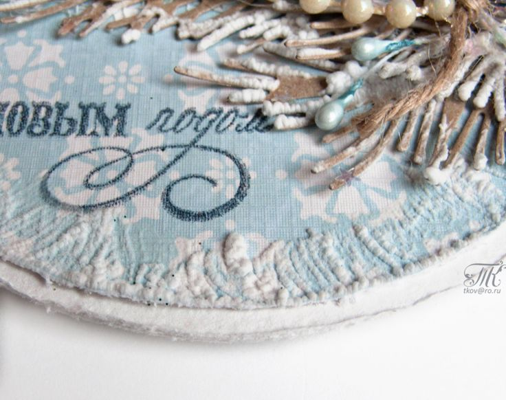 ЯрСК: Идеи в копилку: текстурная паста