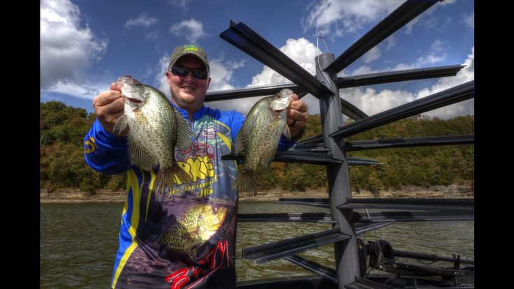 Beaver Lake crappie guide and Arkie Lures pro staffer Payton Usrey explains how he won the Beaver Lake Crappie Association crappie tournament on Beaver Lake fishing aquatic fish attractors by American Fish Tree.