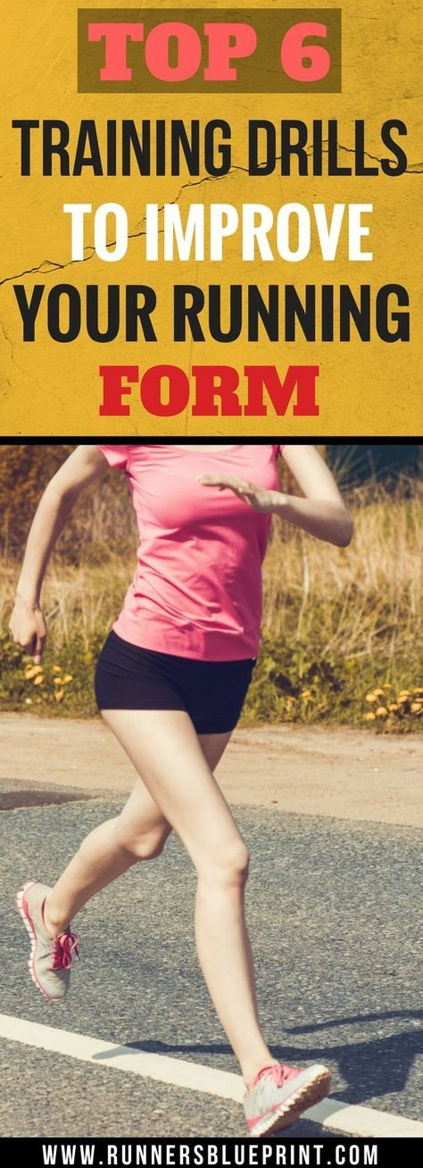Running form is neglected most of the time. That's a common mistake I see many runners make—especially recreational runners. That's why today, dear runner, I'm sharing with you a list some of the best drills you can do to improve your running technique.