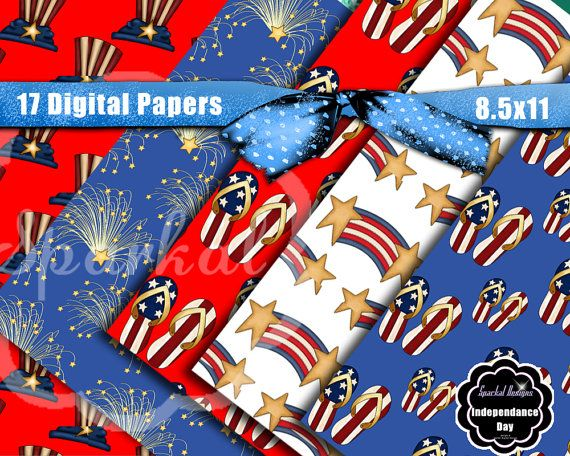 fourth of july banner clipart
