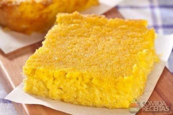 Receita de Pamonha assada especial em receitas de doces e sobremesas, veja essa e outras receitas aqui!