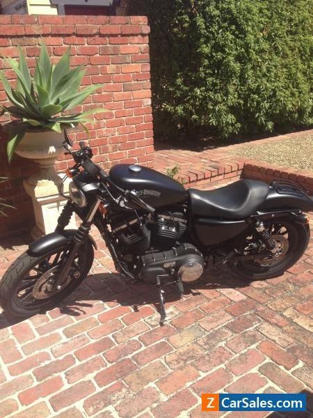 Harley Davidson Iron 883 Black Denim #harleydavidson #xl883n #forsale #australia