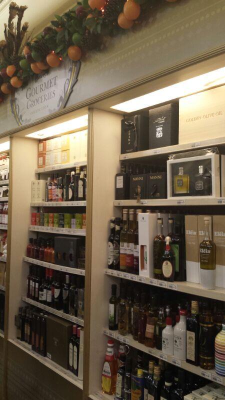 Eleia Greek Premium Olive Oil now available @Harrods !