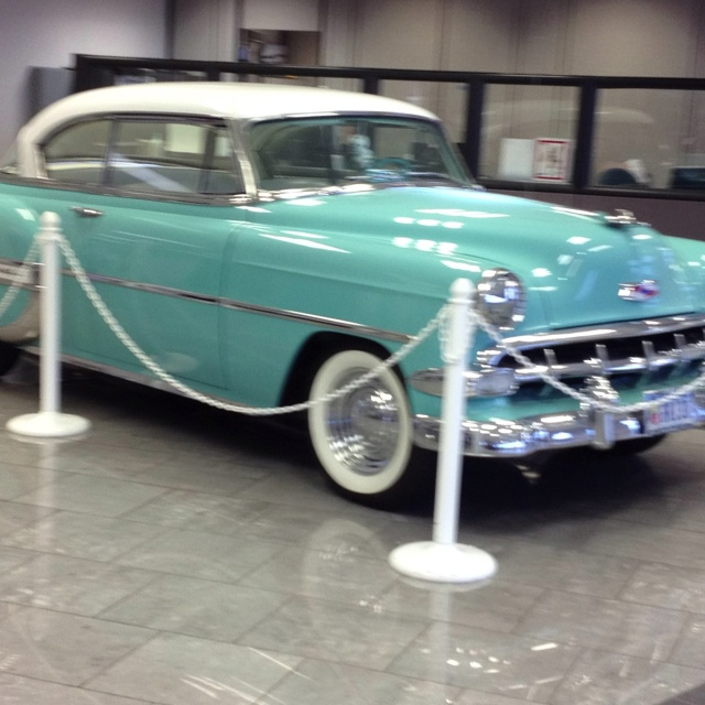 Any Dealer With This Hot Bel Air On The Floor Is The Place