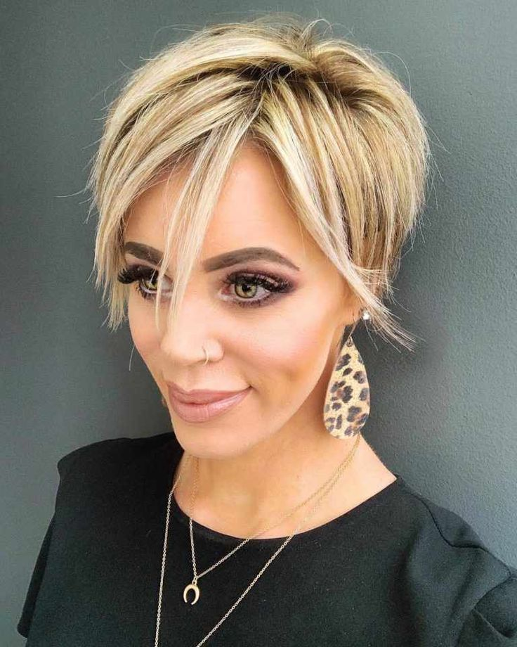 Short Hairstyles For Women Continue To Be The Trend In 2019 – #Continue #Hairsty…