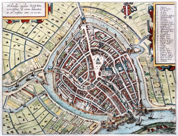 Gouda 1625 Guiccardini
