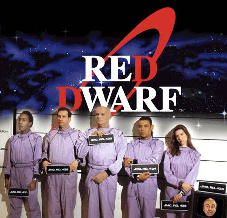 Red Dwarf -I used to love this show but no one has ever heard of it!