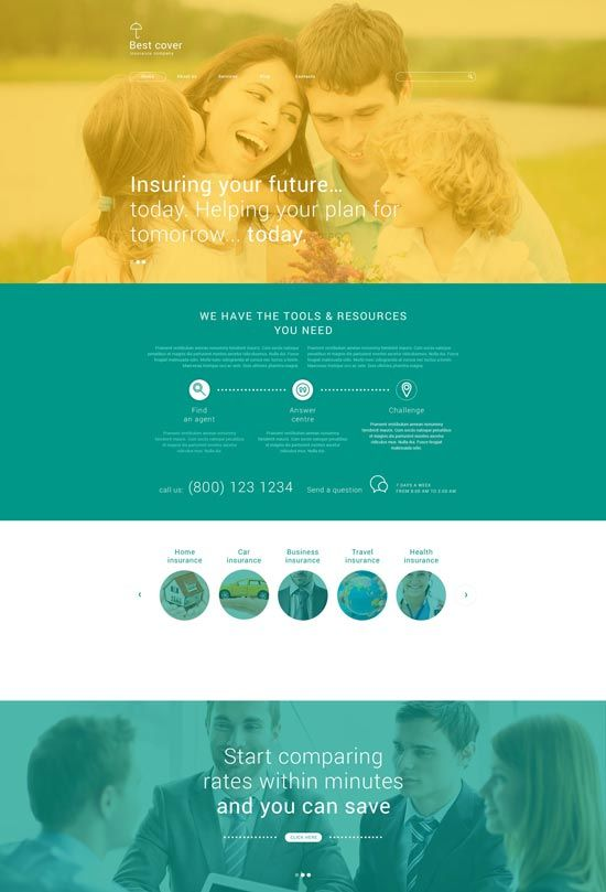 insurance-company-wordpress-theme-54994