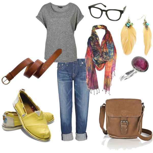 I wouldn't wear fake glasses cute i want everything in this picture!