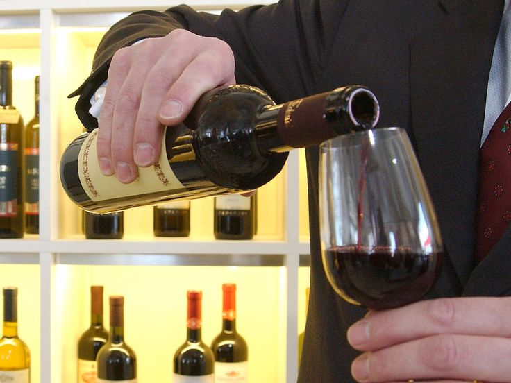 If wine does burn fat, then pour away!