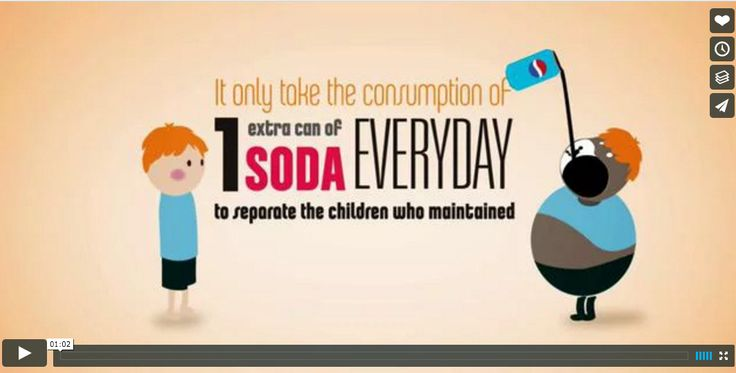 Learn more about childhood obesity.