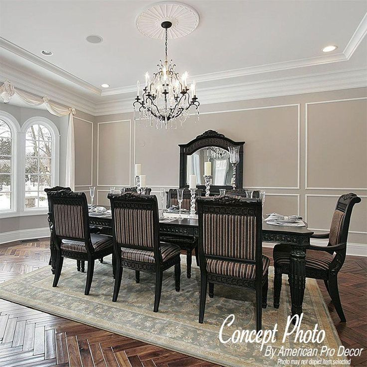 75 Best Dining Rooms Formal And Informal Images On
