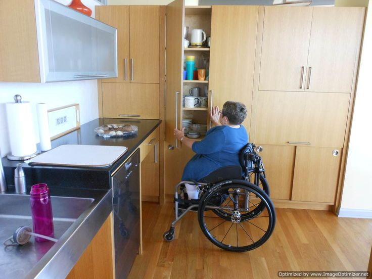Wheelchair Accessible Kitchen Cabinets: 214 Best Images About Universal Design On Pinterest