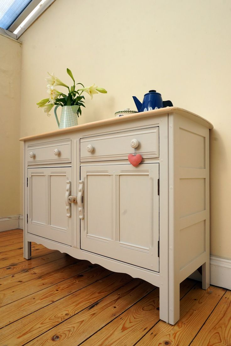 Laura Ashley Dove Grey Painted In Ercol Sideboard SideboardDove GreyLaura AshleyDresserRoom IdeasDining Room