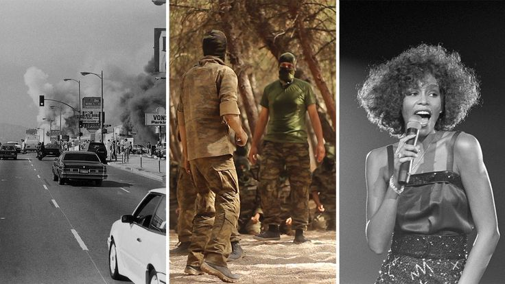 Tribeca Film Festival Lineup Includes Whitney Houston, ISIS, Rodney King Riots Docs #FansnStars