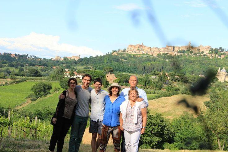 Pueblos con encanto de la Toscana