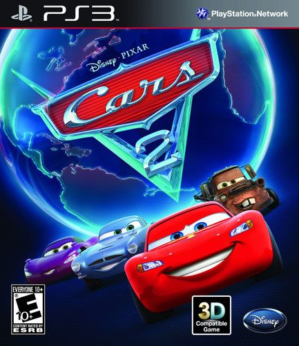 Cars 2 - PS3 Game