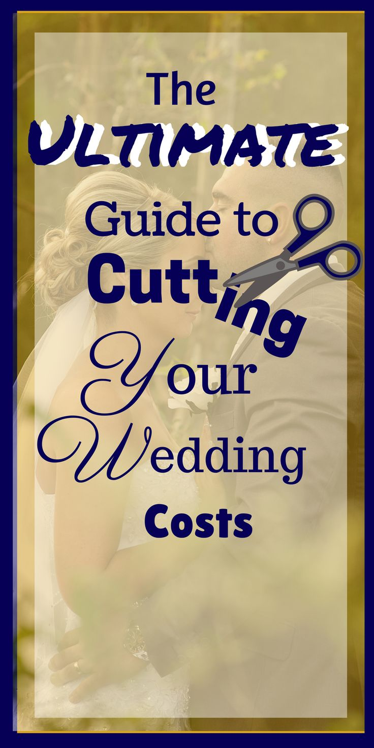 If you're planning a wedding on a budget, you will need some clever cost cutting tricks! This is the ultimate list of ways to save money on your wedding day! You're welcome ;)