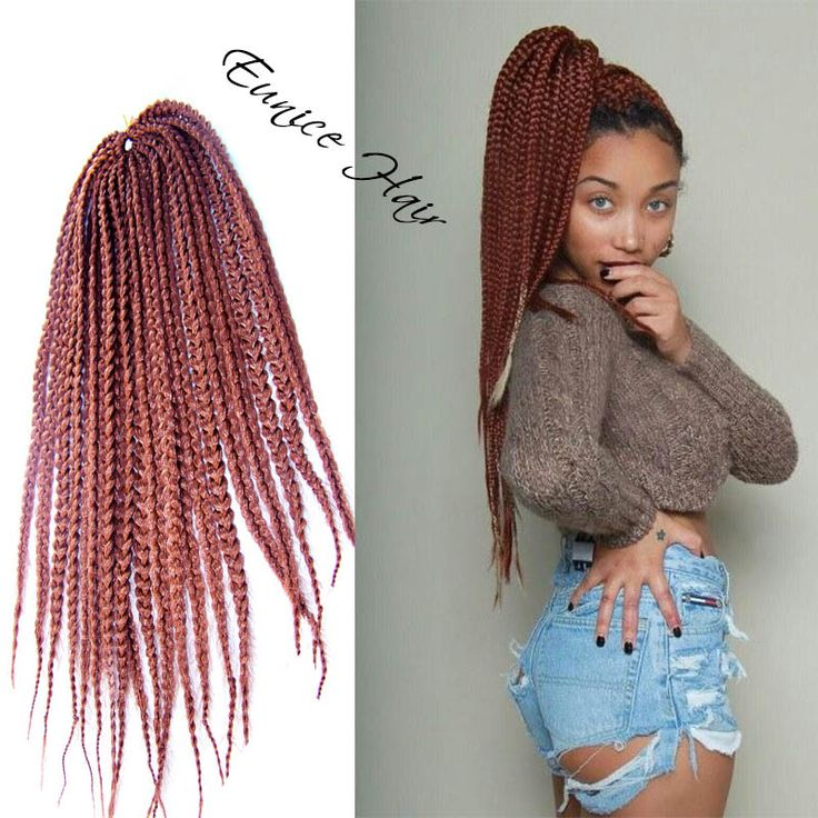 62 best box braids hair images on pinterest havana twists box find more bulk hair information about crochet box braiding hair 3x synthetic hair extensions 18inch pure pmusecretfo Gallery