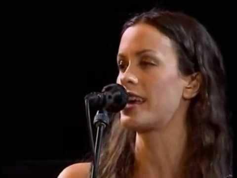 ALANIS MORISSETTE - THANK U (Live Paris - Bercy 1998) - YouTube