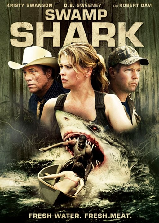 "FREE FULL MOVIE! ""SWAMP SHARK"" 