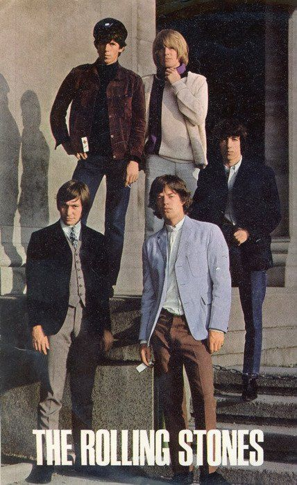 The Rolling Stones, 1965.