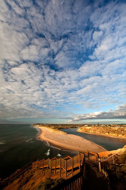 Onkaparinga River National Park, Port Noarlunga, South Australia by James Yu Photography