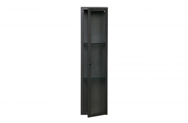 Trophy cabinet metal black | Cabinets & storage livingroom | Living | BEPUREHOME