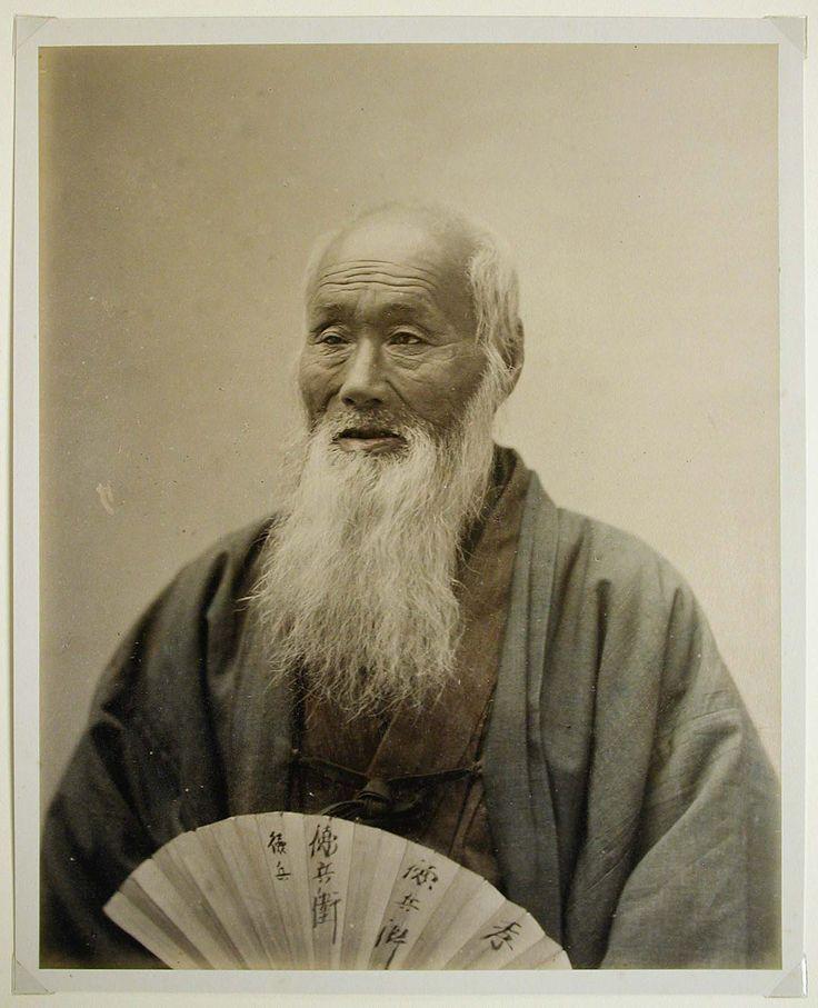 Risultati immagini per japanese old man