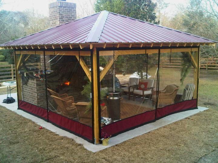 Best 10 Vinyl patio covers ideas on Pinterest Porch roof