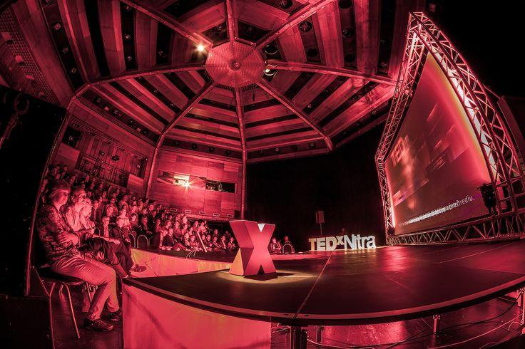 Venue @ TEDxNitra 2013