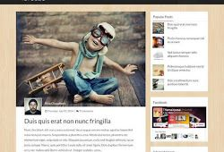 Latest SEO Responsive: Breeze Blogger Template