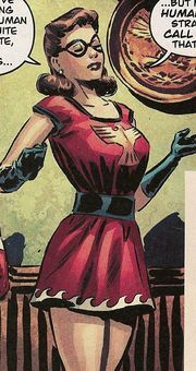 Mary Morgenstern/Miss Patriot: 1940s Superhero and in Astonishing Ant-Man