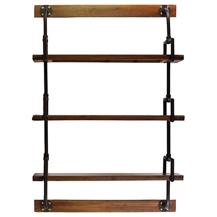 Urban Ladder Kitchen Shelf: Best 25+ Hanging Ladder Ideas On Pinterest