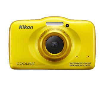 COOLPIX S32 Waterproof Shockproof Compacts numériques Appareils photo numériques